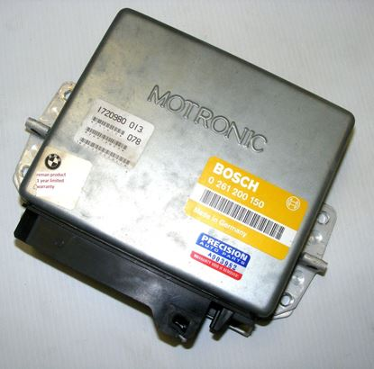 Picture of BMW 735 DME, ECU,ECM 12141748258