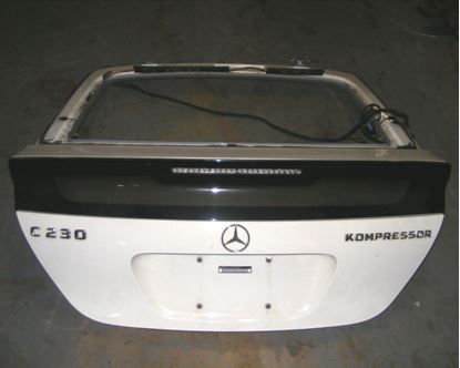 Picture of trunk lid, C230 ,2037400305