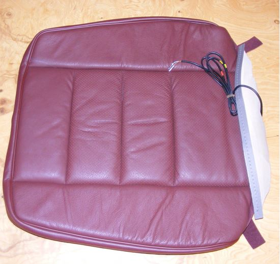 Picture of seat cover,560SEL 86-91, 1269105747