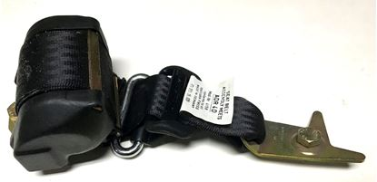 Picture of Mercedes C126 rear seat belt 1268608285