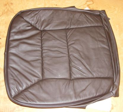 Picture of Seat cover, W126 86-91, 1269101546