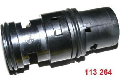 Picture of BMW Coolant Tank Thermostat 17111437362