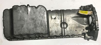 Picture of Mercedes E300D oil pan 6060100413 used
